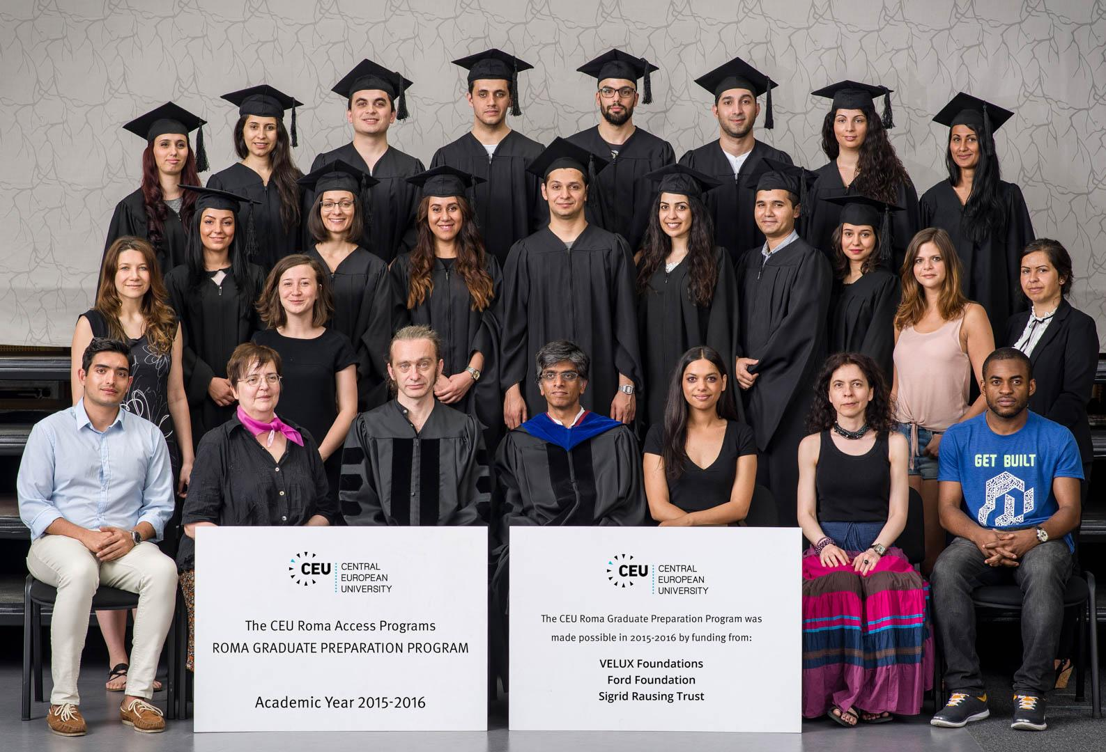 RGPP RAP CEU Class Photo 2015-2016